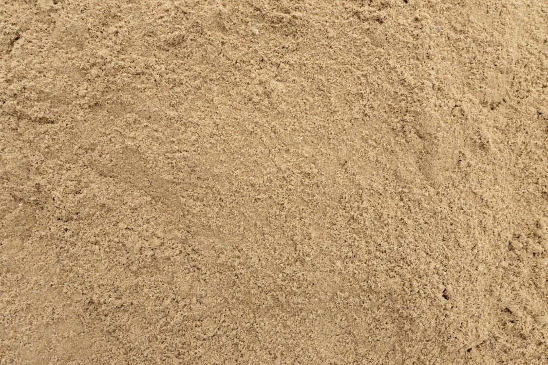 <p>Levering av sand</p>